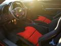 2015 Ferrari 458 Speciale interior