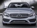 2015 Mercedes-Benz C-Class front