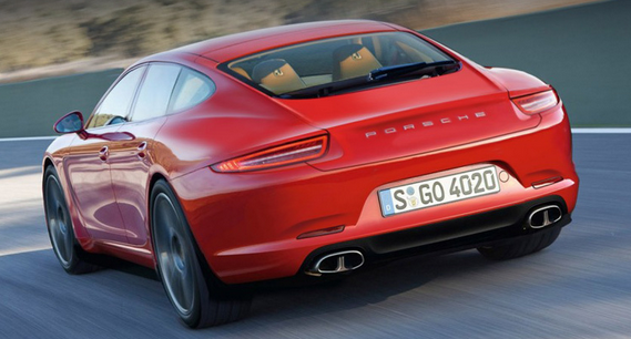 new porsche panamera - 2015 Porsche Panamera Interior