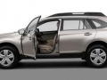Subaru Outback side