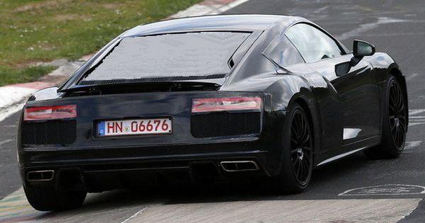 2016 Audi R8 spy