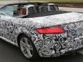 Audi TT Roadster spy
