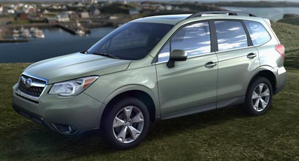 2016 Subaru Forester Colors