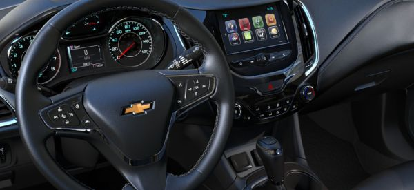 As For The Interior New Chevrolet Cruze Will Have Same In Sedan This Is Actually Good News Since Comes With