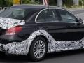 Mercedes E-Class spy