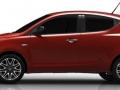 Lancia Ypsilon Side