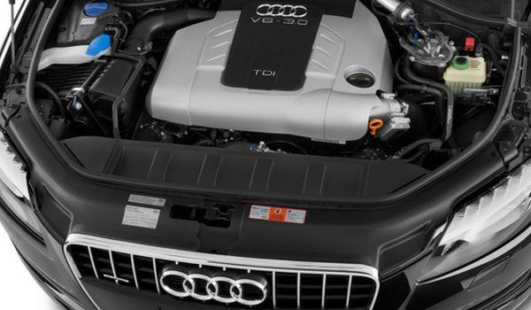 2015 Audi Q7 engine