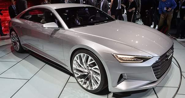 2015 Audi prologue