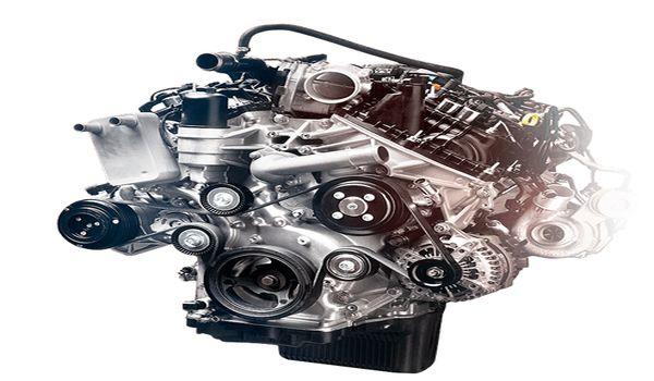 2015 Ford F150 engine