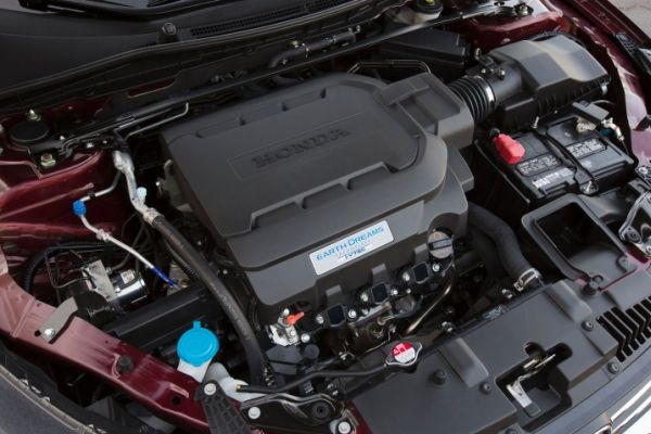 2015 Honda Accord engine