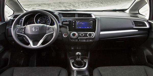 2015 Honda HR-V interior