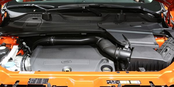 2015 Land Rover Discovery engine