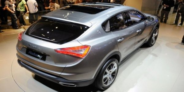 2015 Levante model