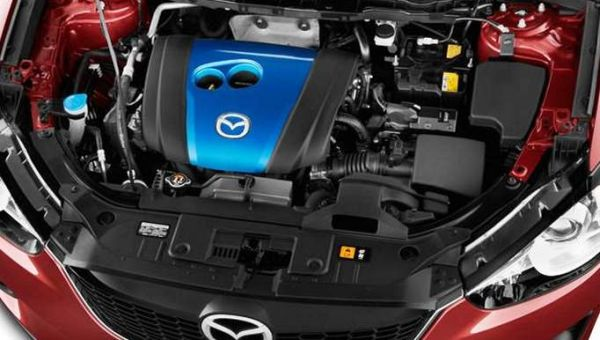2015 Mazda CX-5 engine