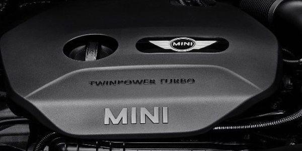 2015 Mini Superleggera Vision engine