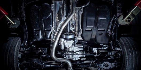 2015 Seat Leon X-perience engine