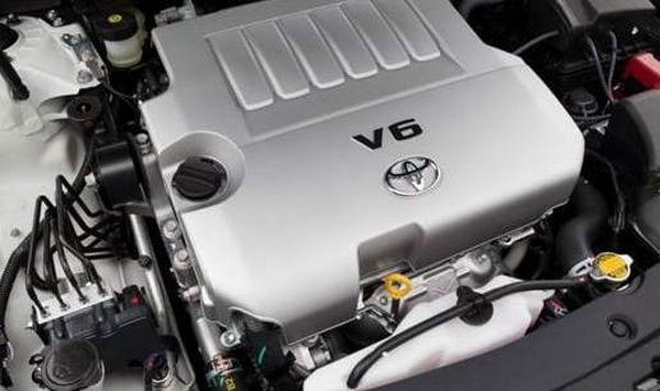 2015 Toyota Aurion engine