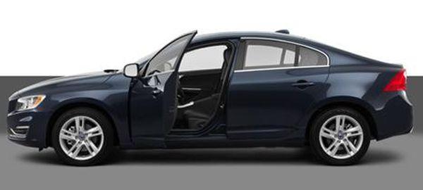 2015 Volvo S60 side