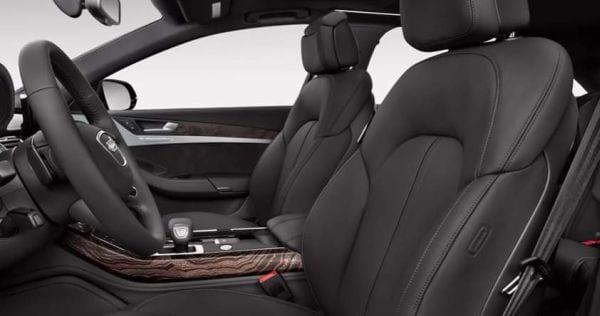 2016 Audi A8 interior