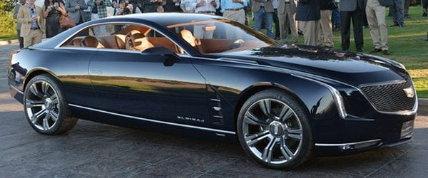 2016 Cadillac LTS - release date,price,review