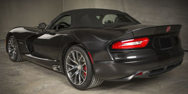 2016 Dodge Viper Roadster