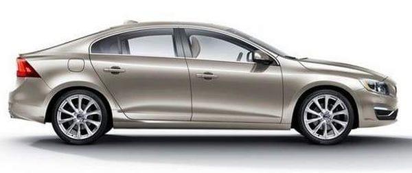 2016 Volvo S60 side