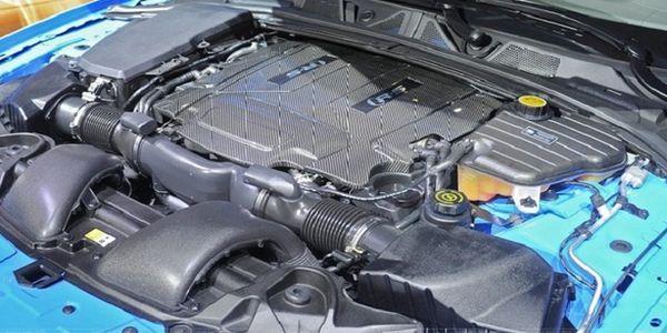 2016 jaguar XF engine