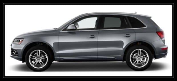 Audi Q5 Side