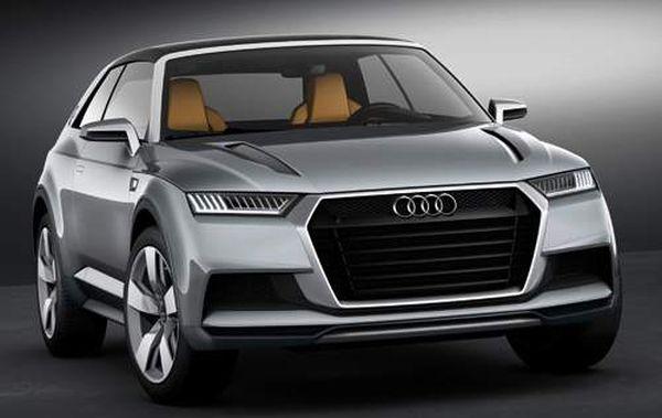 Audi Q8 2016
