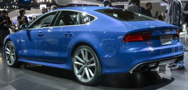 Audi RS7 2016