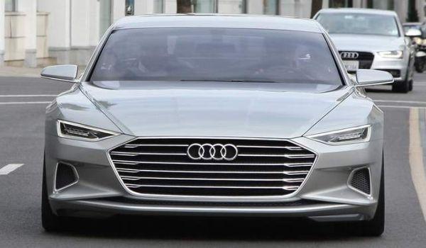 2015 Audi Prologue front