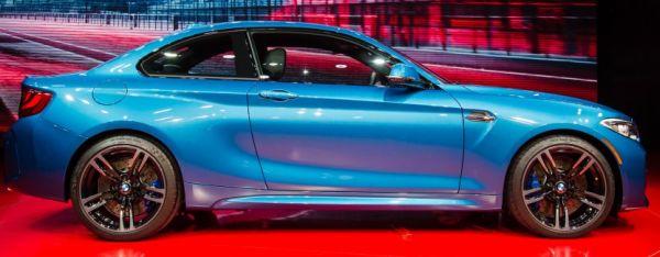 BMW M2 Side