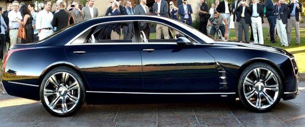 Cadillac LTS 2016