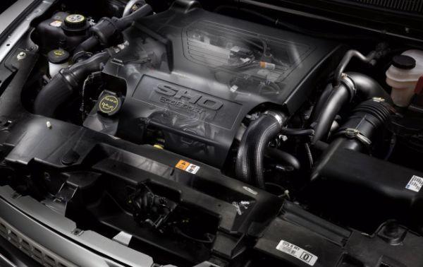 2016 Ford Taurus SHO Sedan 3.5L V6 Turbo Engine
