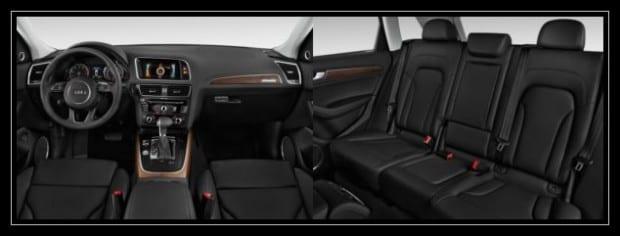 2016 Audi Q5 Interior