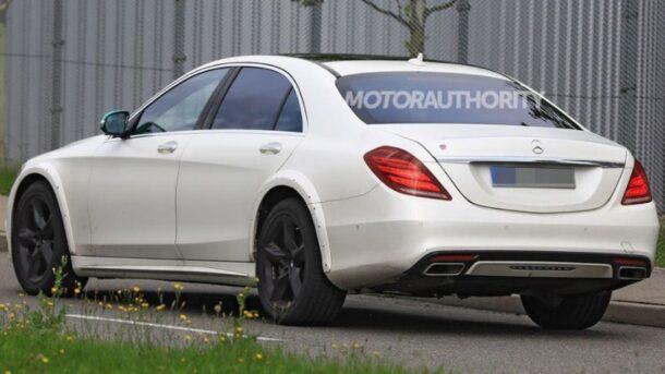 2021 Mercedes S Class Release Date Price Interior Specs