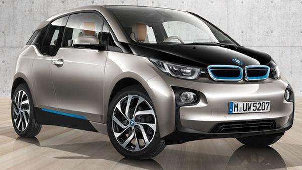 New 2016 BMW i3