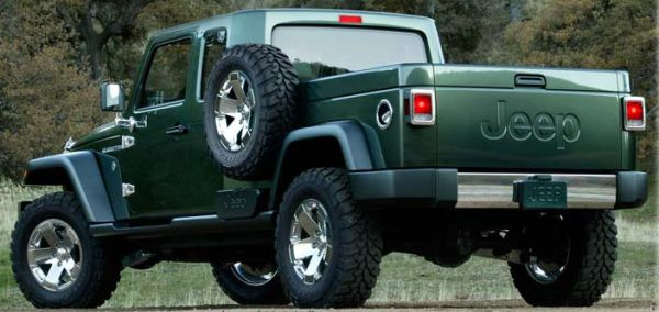 New 2016 Jeep Gladiator