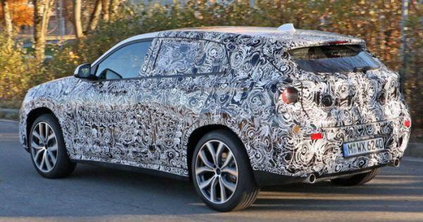 New 2017 BMW X2