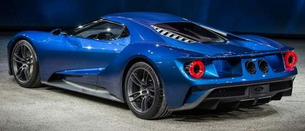 2016 Ford Gt Release Date Review Design Engine Exterior
