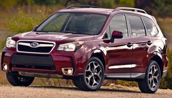 New Subaru Forester 2016