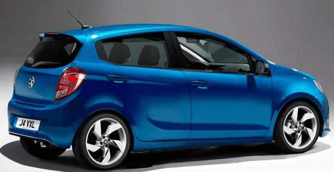 Vauxhall Viva 2015