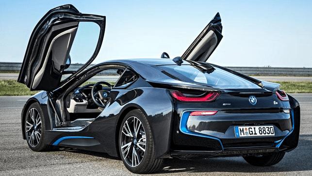 new 2015 BMW i8