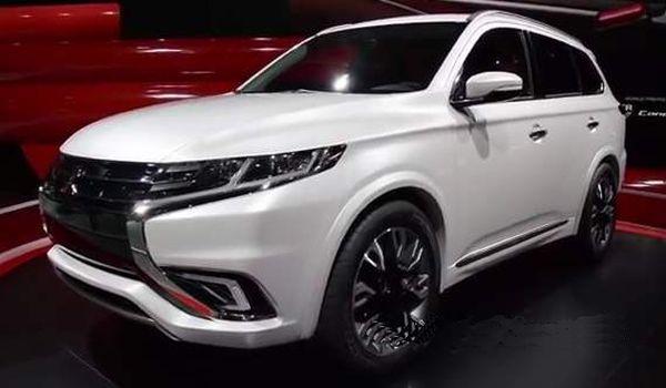 new 2015 Mitsubishi Outlander PHEV