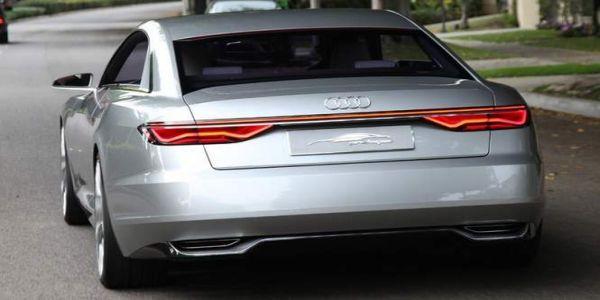 2015 Audi Prologue back