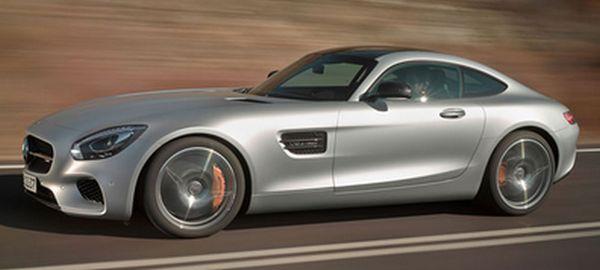 new Mercedes-AMG GT