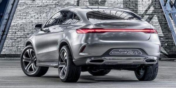 new Mercedes Benz ML
