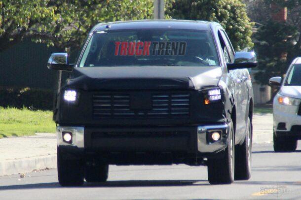 Next Toyota Tundra Redesign